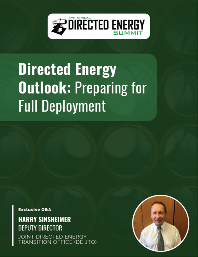 Directed Energy Outlook: Preparing for Full Deployment