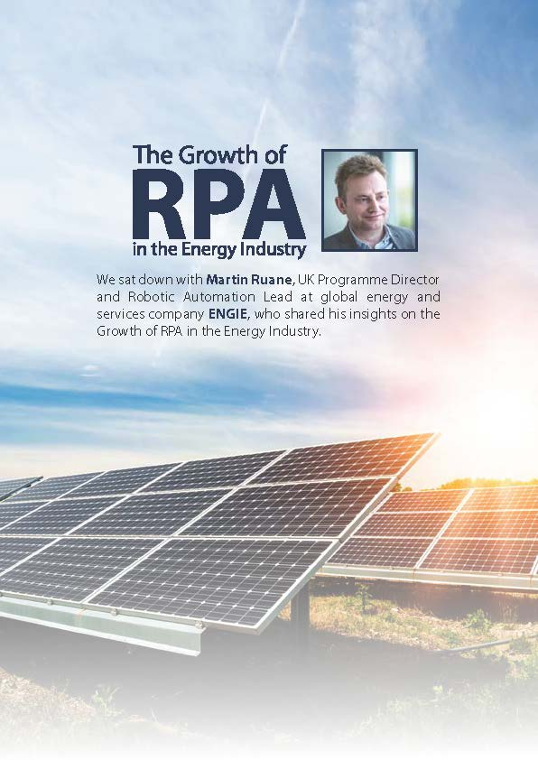 The Growth of RPA in the Energy Industry