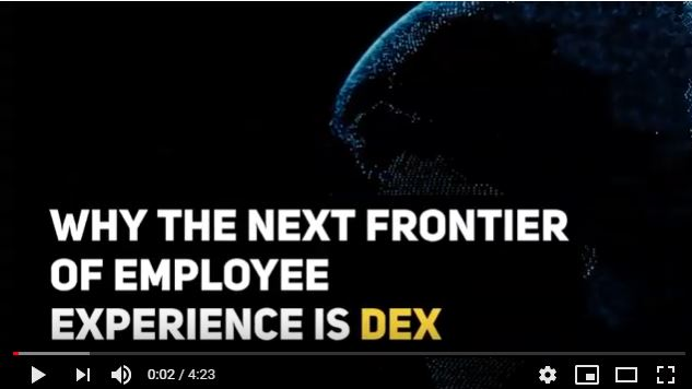Why the Next Frontier of EX is the Digital Employee Experience