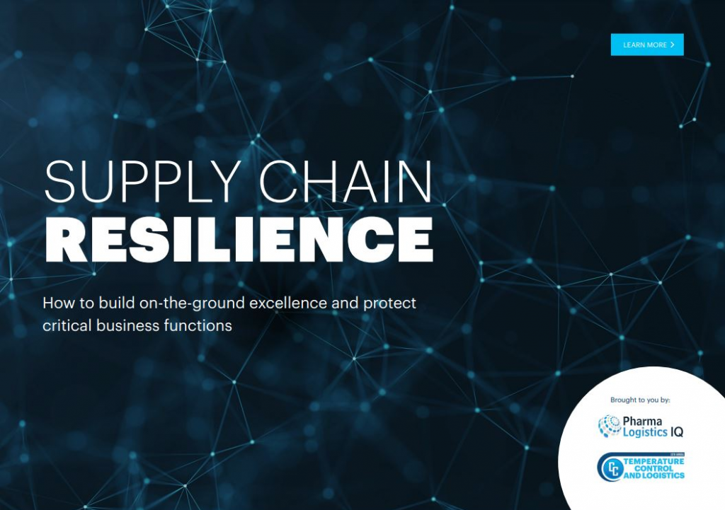 Supply Chain Resilience: How to build on-the-ground excellence and protect critical business functions