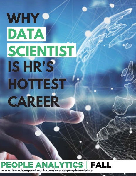 Why Data Science is HR's Hottest Career
