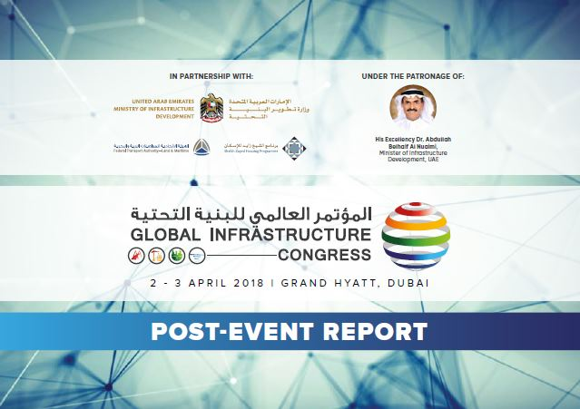 Post-event report - Global Infrastructure Congress 2018