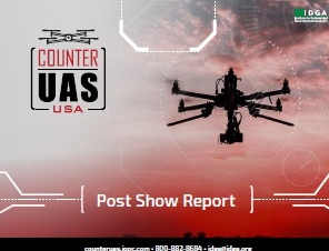 Counter UAS Post Show Report
