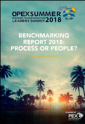 2018 Global OPEX Benchmarking Report: Process or People?