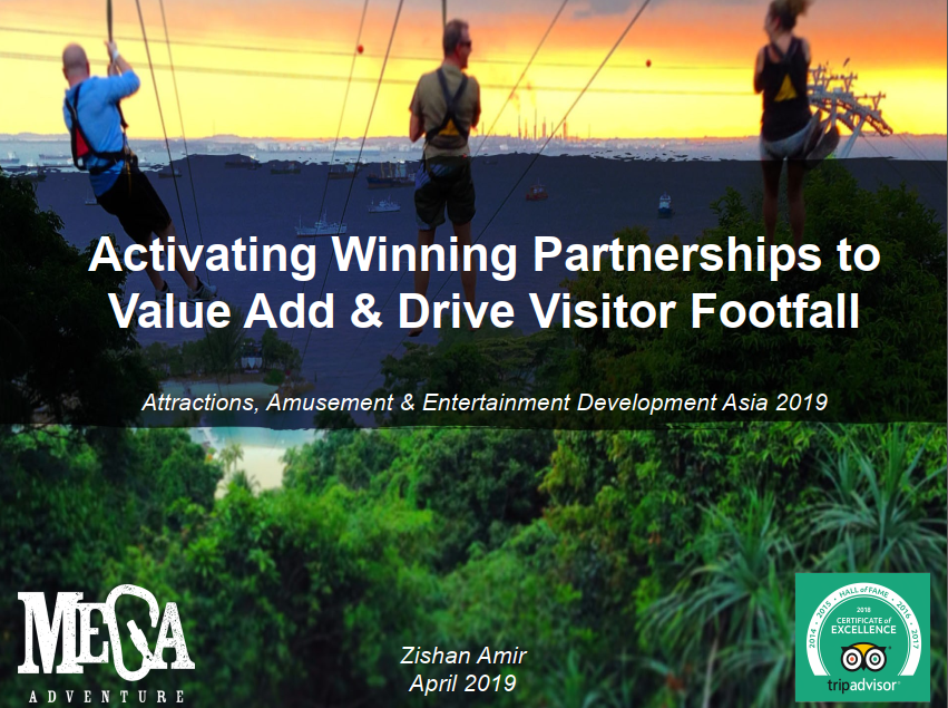 Read the Past Presentation - Activating Winning Partnerships to Value Add & Drive Visitor Footfall