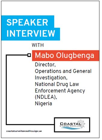 Exclusive interview with Mabo Olugbenga, Director of Operations and General Investigation, National Drug Law Enforcement Agency