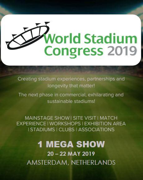 Agenda Preview: World Stadium Congress 2019