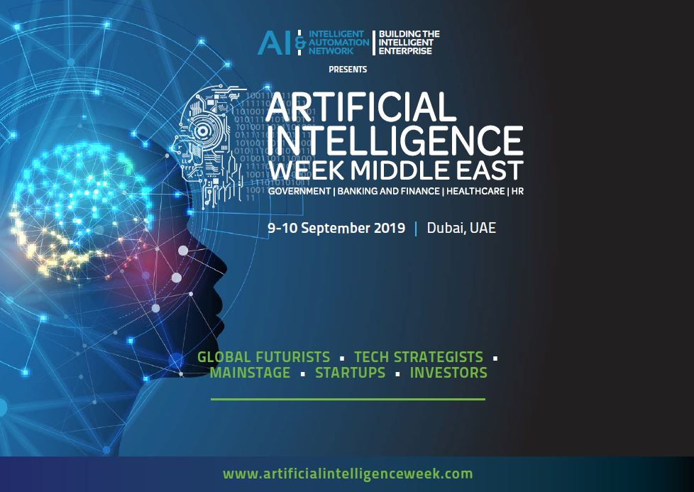 2nd Annual Artificial Intelligence Week Middle East - Sponsorship Prospectus