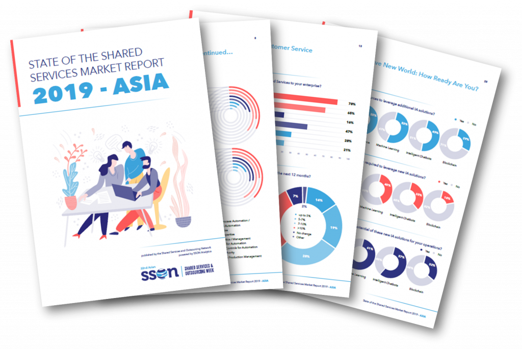 The Asian State of the Shared Services Market Report 2019
