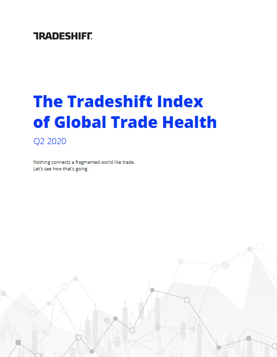 The Tradeshift Index of Global Trade Health