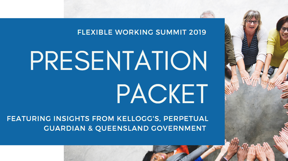 Presentation Pack | Flexible Working 2019