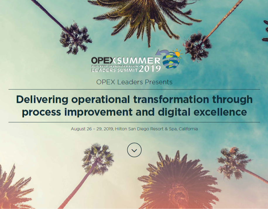 OPEX Summer 2019 - spex - Event Guide