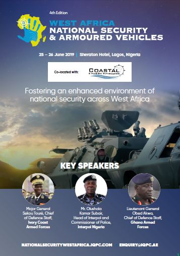 Brochure: 5th Edition West Africa National Security & Armoured Vehicles