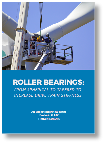 """Timken QnA about """"Roller Bearings: From spherical to tapered to increase drive trains"""""""