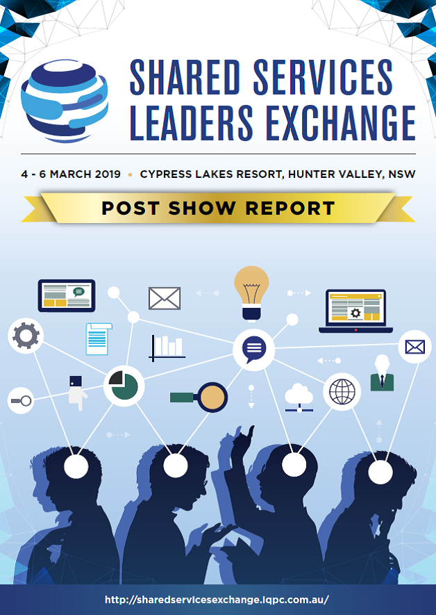 Post Show Report - Shared Services Leaders Exchange 2019