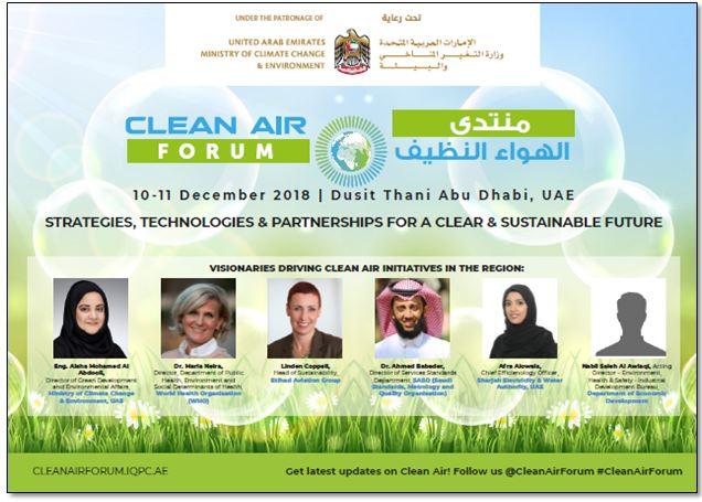 2nd Annual Clean Air Forum - Agenda