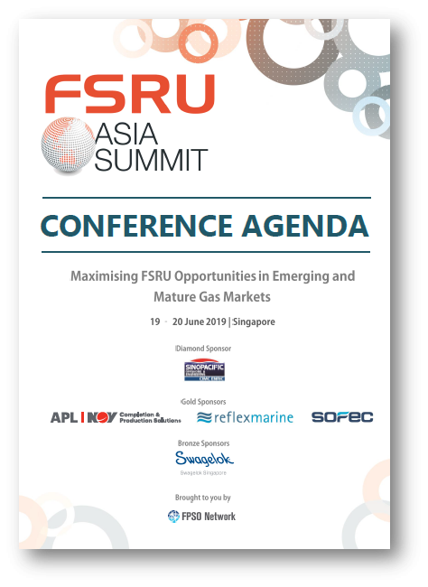 View the full event outline for FSRU Asia Summit