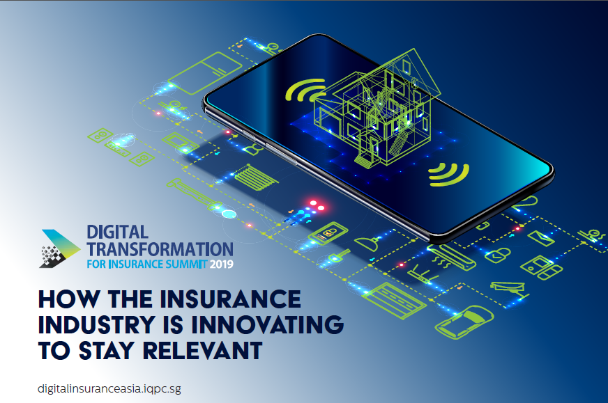 Download Your Free Report - How The Insurance Industry is Innovating to Stay Relevant