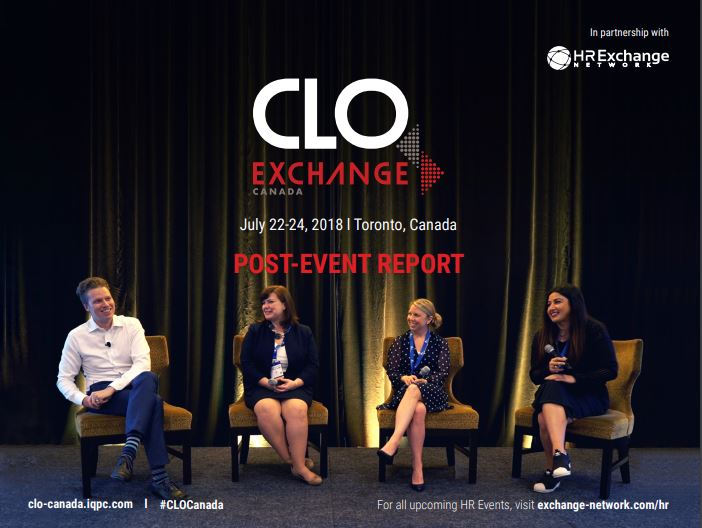 2018 CLO Canada Post Event Report