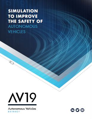 Simulation To Improve The Safety of Autonomous Vehicles