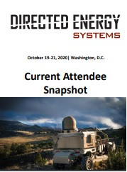 Directed Energy Current Attendee Snapshot
