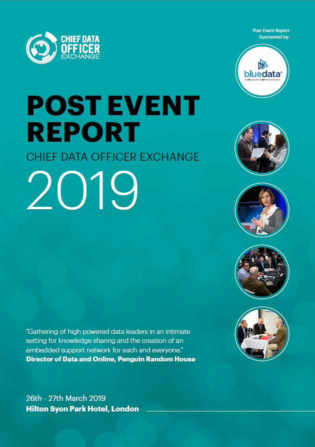 CDO Exchange: Post Event Report 2019