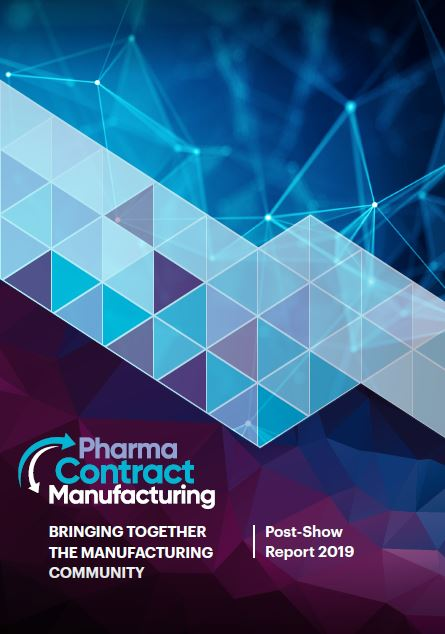 Pharma Contract Manufacturing 2019: Post-Show Report