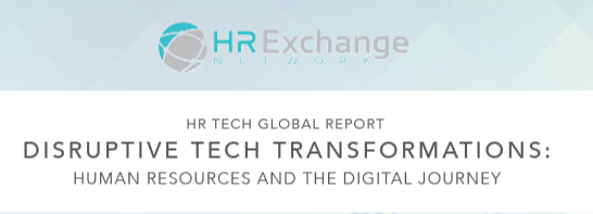 HR Tech Global Report 2018