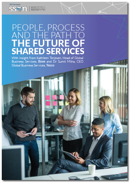People, Process and the path to the future of Shared Services