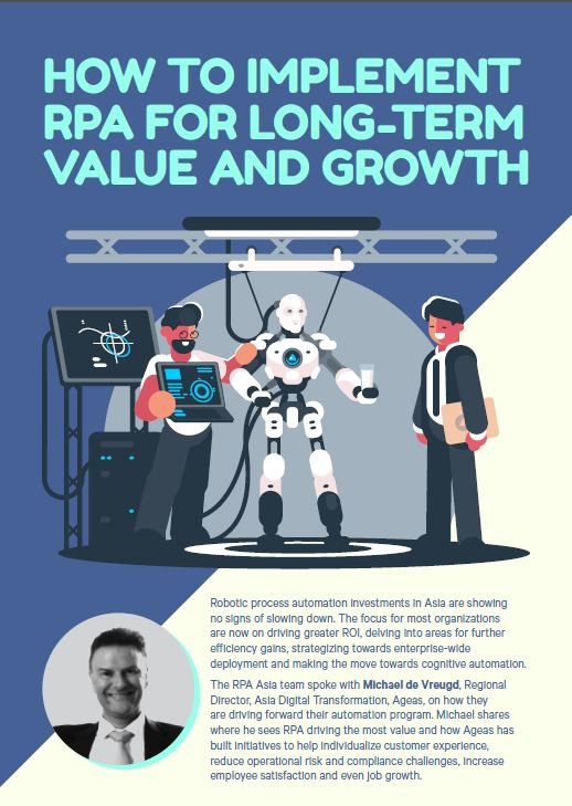 Download the Article - How to Implement RPA for Long-Term Value and Growth