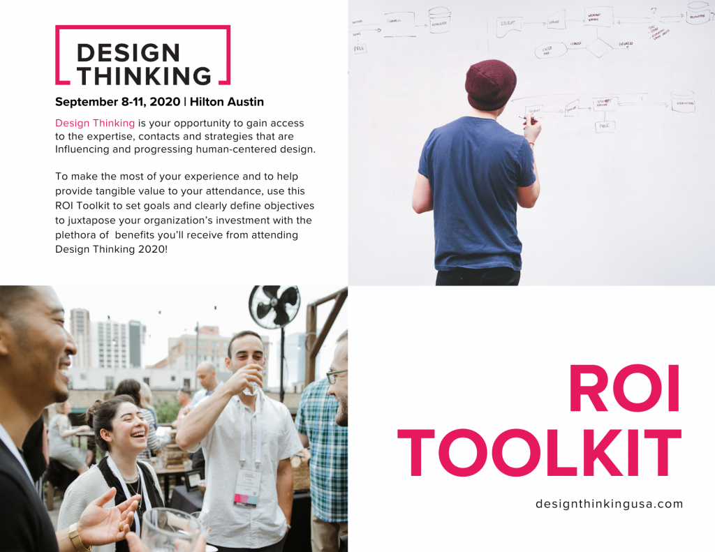 Design Thinking 2020 ROI Toolkit