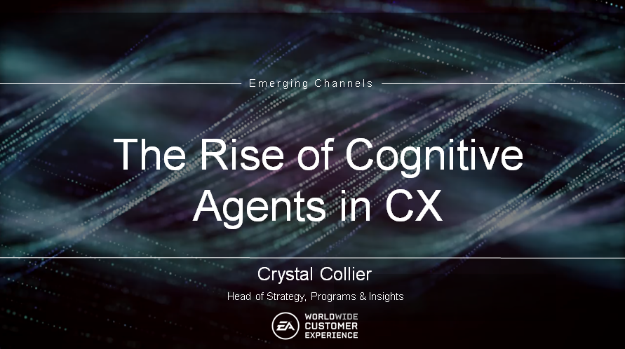 Crystal Collier, Head of Strategy, Programs & Insights