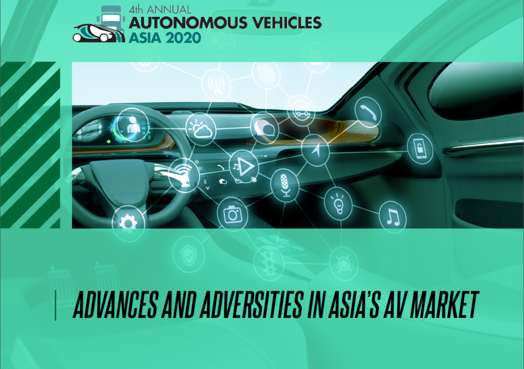 Read the 2020 Report - Advances and Adversities in Asia's AV Market