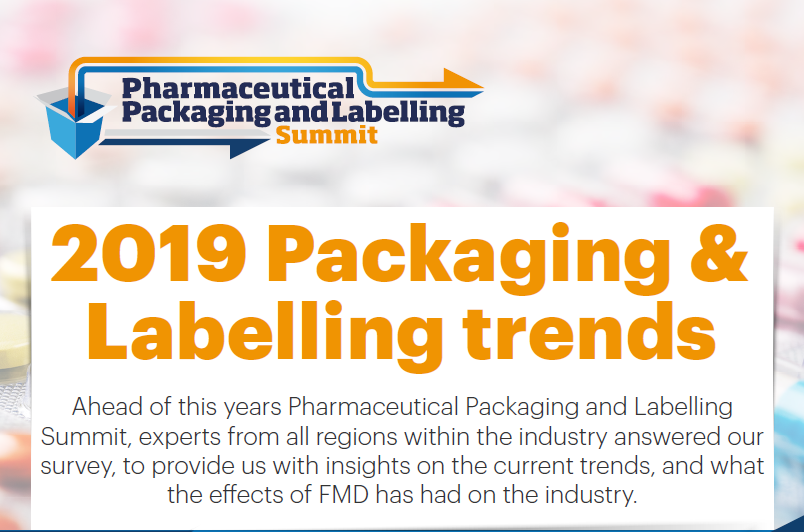 2019 Packaging & Labelling trends