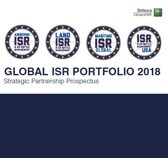 Global ISR Portfolio Business Development Prospectus