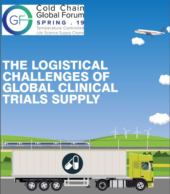 INFOGRAPHIC: The Logistical Challenges of Global Clinical Trial Supply