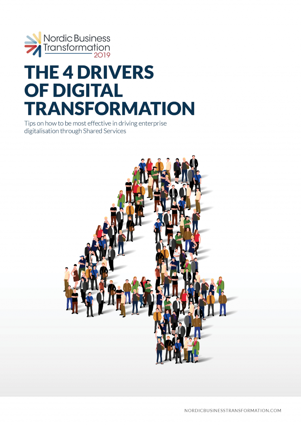 Nordic Business Transformation Exclusive - Spex - The 4 Drivers to Digital Transformation