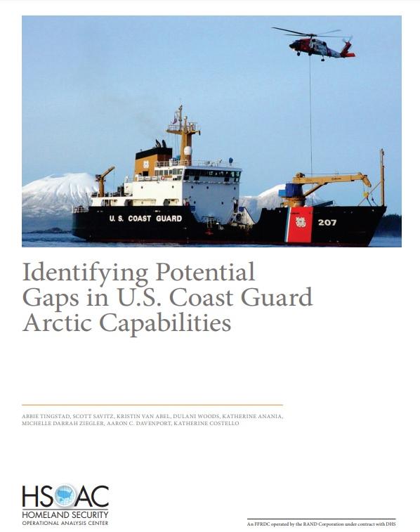 Identifying Potential Gaps in U.S. Coast Guard Arctic Capabilities