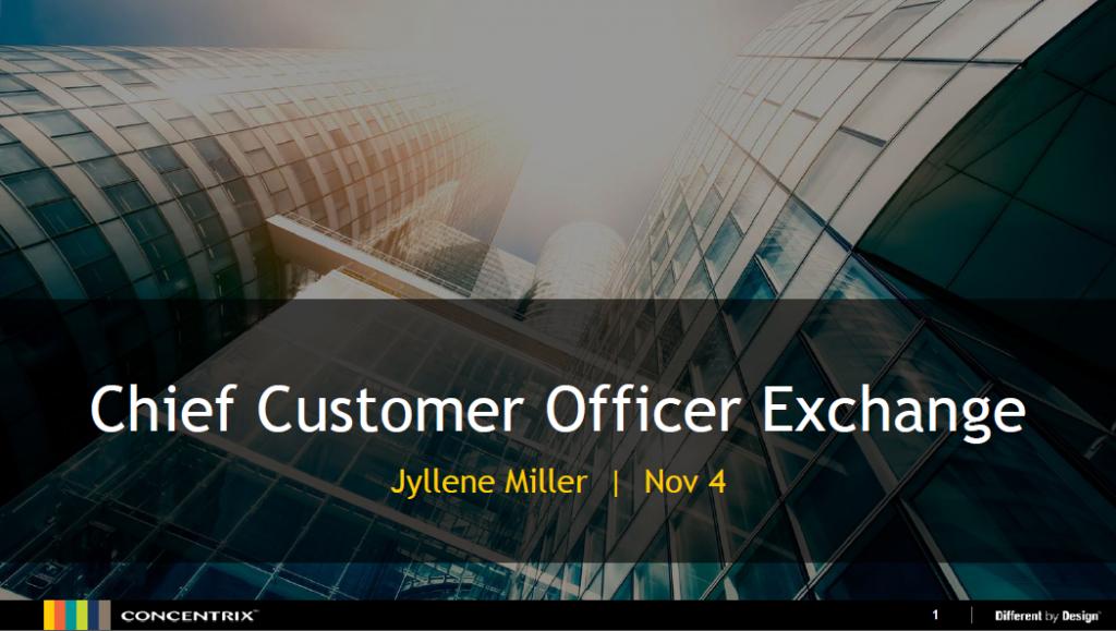 Jyllene Miller, Concentrix: CCO Exchange