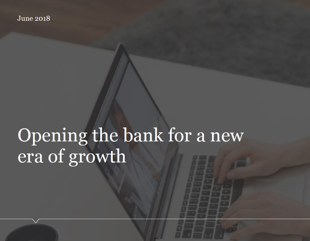 PwC: Opening the Bank for a New Era of Growth