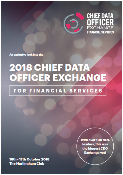 Post-Event Report: CDO Exchange for Financial Services 2018
