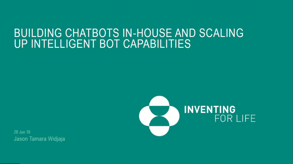 Download Building Chatbots In-House And Scaling Up Intelligent Bot Capabilities