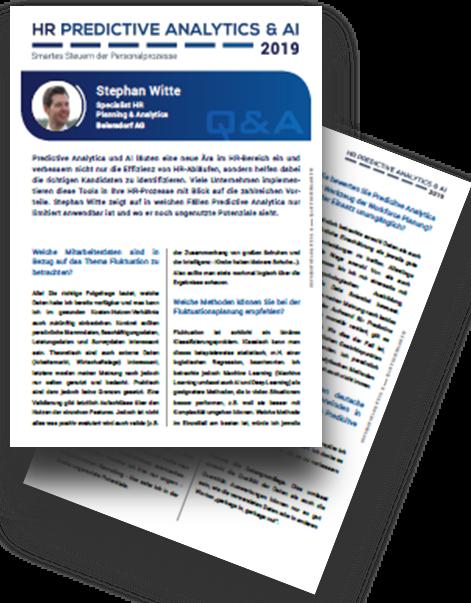 Interview mit Specialist HR Planning & Analytics bei Beiersdorf AG