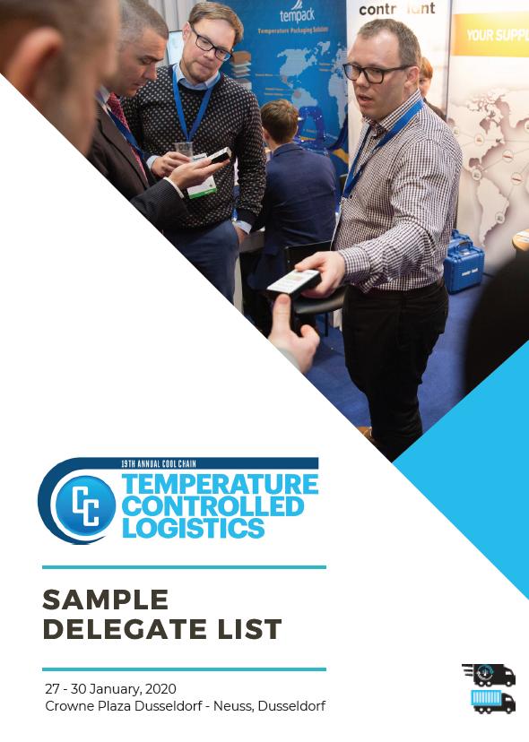Sample Delegate List