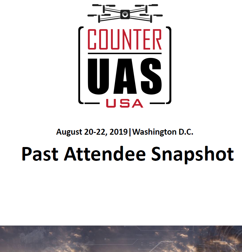 2019 Counter UAS Past Attendee List