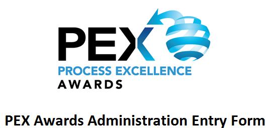 2019 Awards Application Form