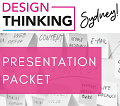 Design Thinking Presentation Packet
