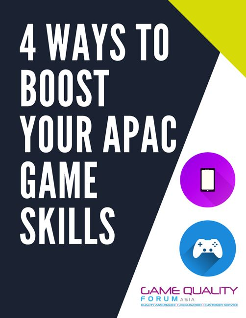 4 ways to boost your APAC game skills