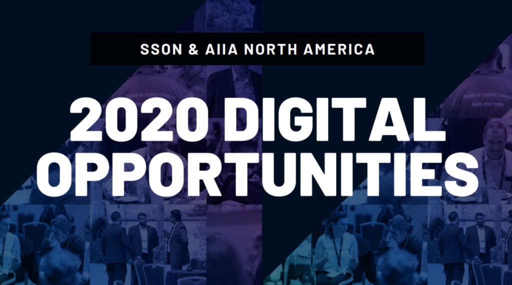 SSON and AiiA Digitial Opportunities