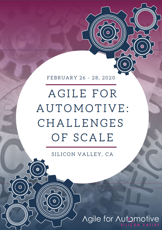 Agile for Automotive - Challenges of Scale